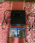 Sony PS4, Рябово