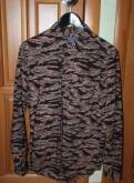 Новая рубашка Topman, костюмы для рыбалки дышащие зима