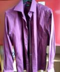 Ветровка мужская nike terrace, фиолетовая рубашка в полоску