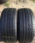 Dunlop 215 45 16 пара, зимние шины на шевроле лачетти, Песочный