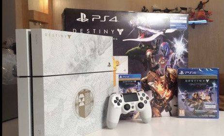 PS4 Playstation 4 Sony PS4 500gb Destiny