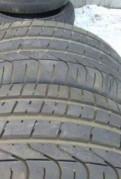 Шины для пежо партнер типи, pirelli 245 45 R18 летние
