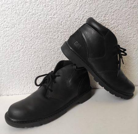 Мужские тапки купить, cAT ботинки кожа