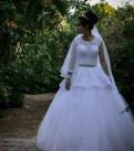 Свадебные платья от производителя цена, платье в хорошем состоянии, к платью отдам браслеты, Никольское