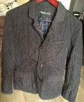 Куртка-пиджак Springfield, куртка мужская демисезонная бордовая, Рябово