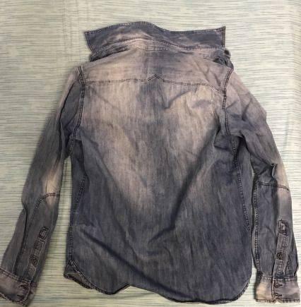 Брюки мужские зимние профи размеры 44-70, рубашка из денима от Colin's