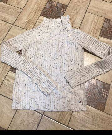 Заказ одежды из америки, свитер Tommy Hilfiger