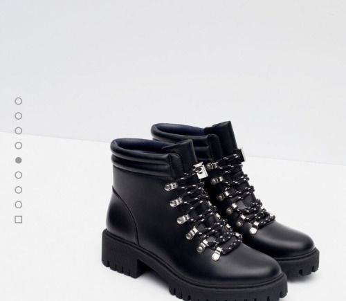 Ботинки zara, обувь caprice интернет магазин