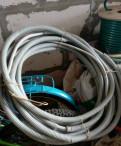 Провод кабель в гофре