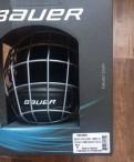 Хоккейный шлем с сеткой