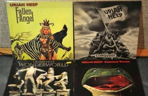 Uriah Heep. Винил. LP. U2