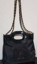 Новая сумка Chanel VIP gift, Песочный
