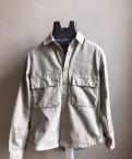 Куртка-рубашка Topman, мужское пальто с косым бортом