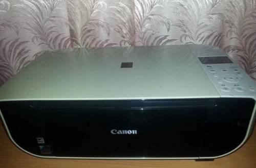 Мфу принтер canon mp 220