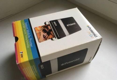 Портативный принтер Polaroid PoGo