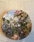 Декоративные тарелки, диаметр 20 см