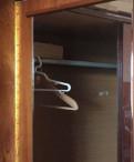 Шкаф очень вместительный