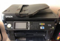 Мфу Epson workforce WF-7620