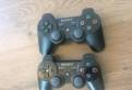 2 геймпада PS3