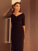 Женская одежда большого размера янина, платье Elis