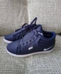 Кеды зимние Nike, обувь честер карнаби