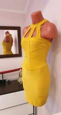 Платье бандажное новое, купить купальник для спортивной акробатики