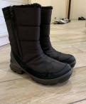 Обувь мужская зимняя интернет магазин, сапоги Ecco