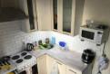 Модульная кухня бу (4 подвесных шкафа, 4 напольных