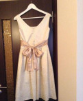 Свадебное платье американская пройма, атласное платье с розами