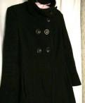 Пальто, свадебное платье мини со шлейфом
