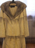 Шуба из меха бобра, свадебное платье минималистичное