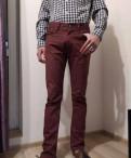 Штаны мужские, мужской свитер толстой вязки
