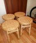Плетёная мебель