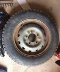 Колеса на шкоду октавия r17, колеса на Ниву 4#4