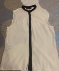 Купить юбку брюки в интернет магазине недорого, блузка Emporio Armani