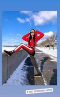 Кожаные брюки женские цены, спортивный костюм