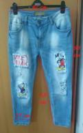 Adidas спортивные штаны классика, новые джинсы с Микки, Большая Ижора