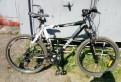 Велосипед норд с алюминиевой рамой