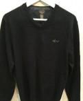 Свитер пуловер Greg Norman, мужские кожаные куртки без воротника