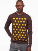 Авторское худи свитшот, пиджаки мужские желтого оттенка