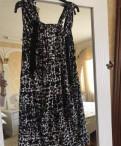 Платье Gucci оригинал, вязаное платье с шифоновыми рукавами