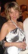 Платье в пол с завышенной талией для полных, вечернее платье