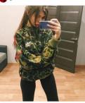 Платье ниже колен в обтяг, свитшот adidas, Санкт-Петербург