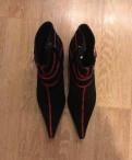 Купить женские туфли интертоп, ботильоны baldinini оригинал