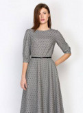 Маленькое черное платье fashiony, стильное платье и в пир и в мир