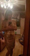Платье с пышной юбкой из тафты, блестящее праздничное платье, Сестрорецк