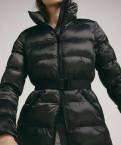 Вечерние платья американских брендов, новая стеганая куртка Massimo Dutti