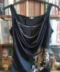 Вечернее платье с шифоновыми рукавами, топ новый