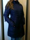 Удлинённая куртка (почти пальто) columbia, теплые платья для дома, Кировск