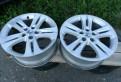 Продам Орегинальные диски для Хонда Аккорд, литые диски для рено флюенс r15